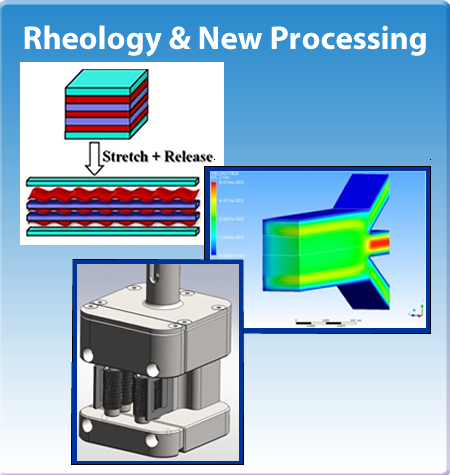 CLiPS Rheology & New Processing