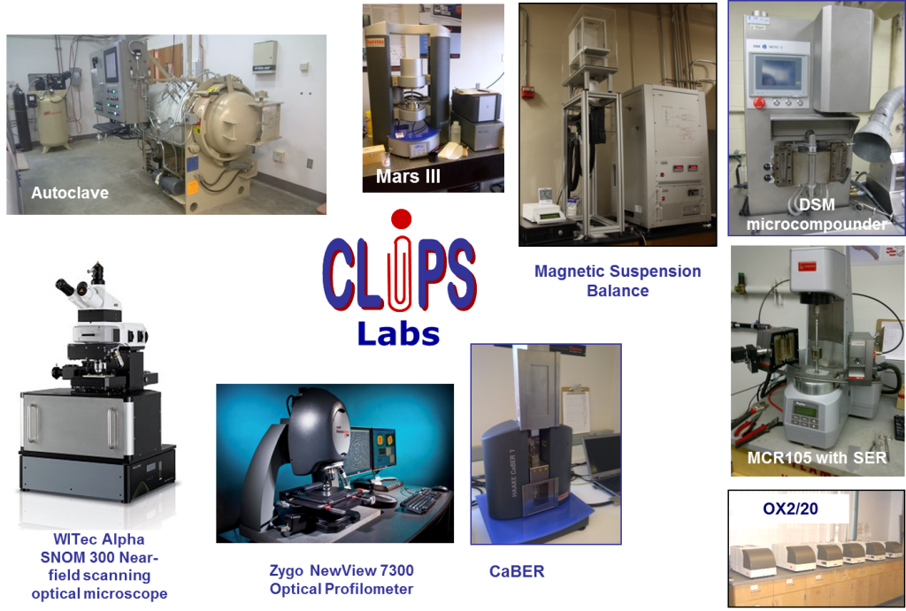 CLiPS facilities